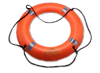 Datrex 24 inch diameter orange USCG approved lifering