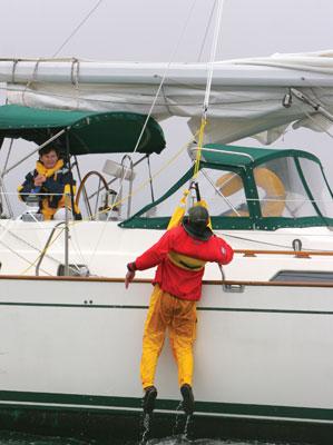 Westpac Marine Crew Recovery