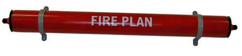 Fire Plan Holder