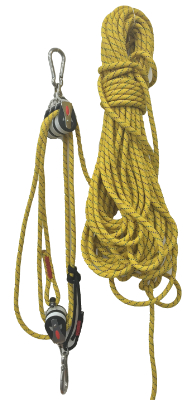 5 1 Lifting Tackle For Crew Overboard Recovery