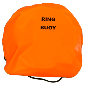 Cover for 30 inch life ring